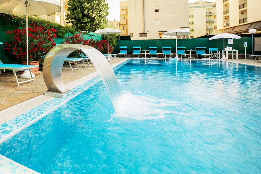 Residence cattolica con piscina residence promenade - Residence cattolica con piscina ...